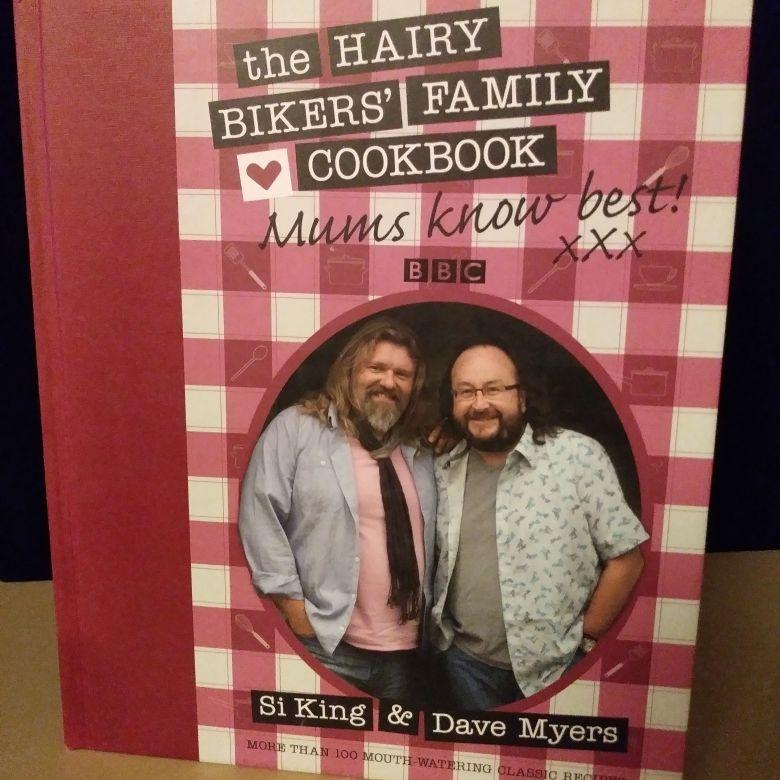 Hairy Bikers Mums Know Best cookbook