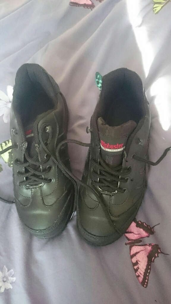 Women's safety shoes size 36 eur