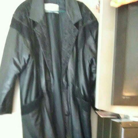 Winlit genuine leather jacket
