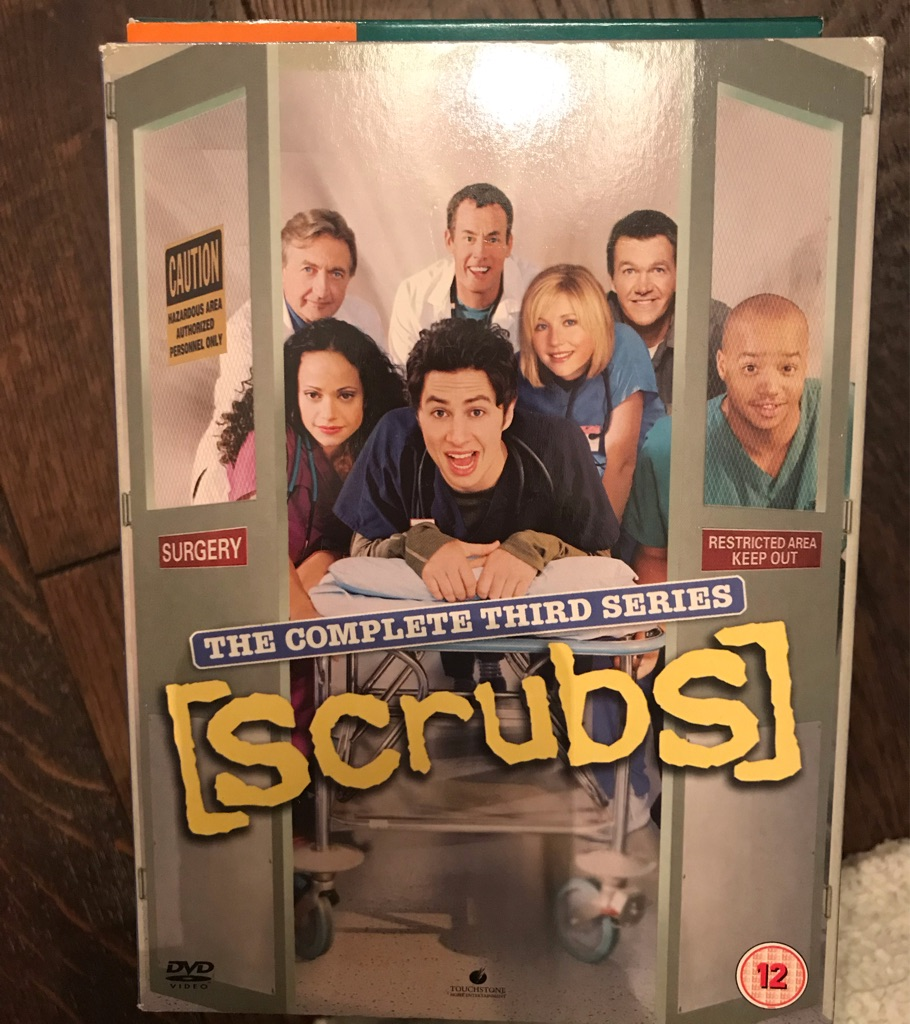 Season 3 Scrubs