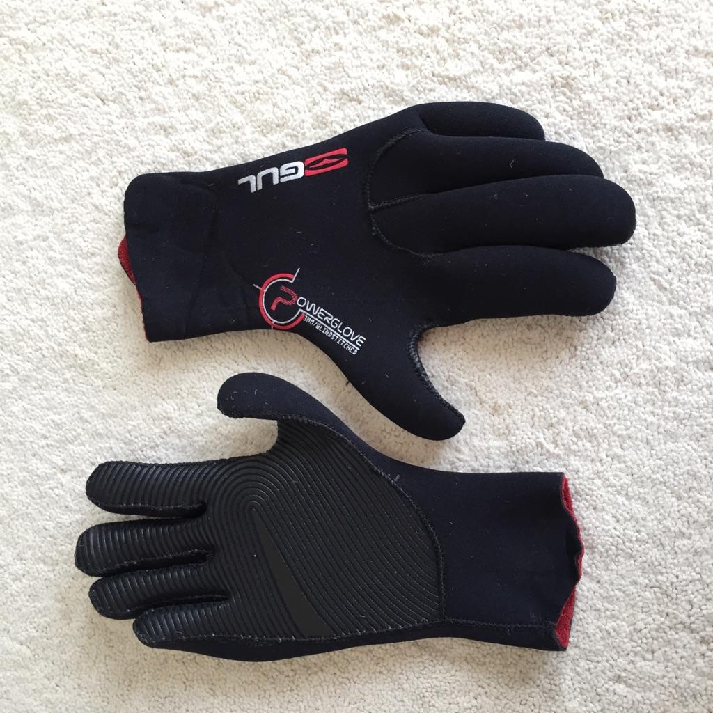 Kids JM GUL Winter Wetsuit Gloves