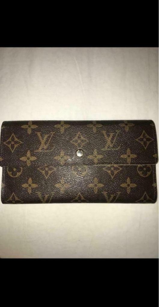 Genuine Louis Vuitton purse.