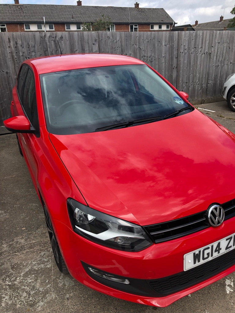 2014 Volkswagen Polo Match Edition