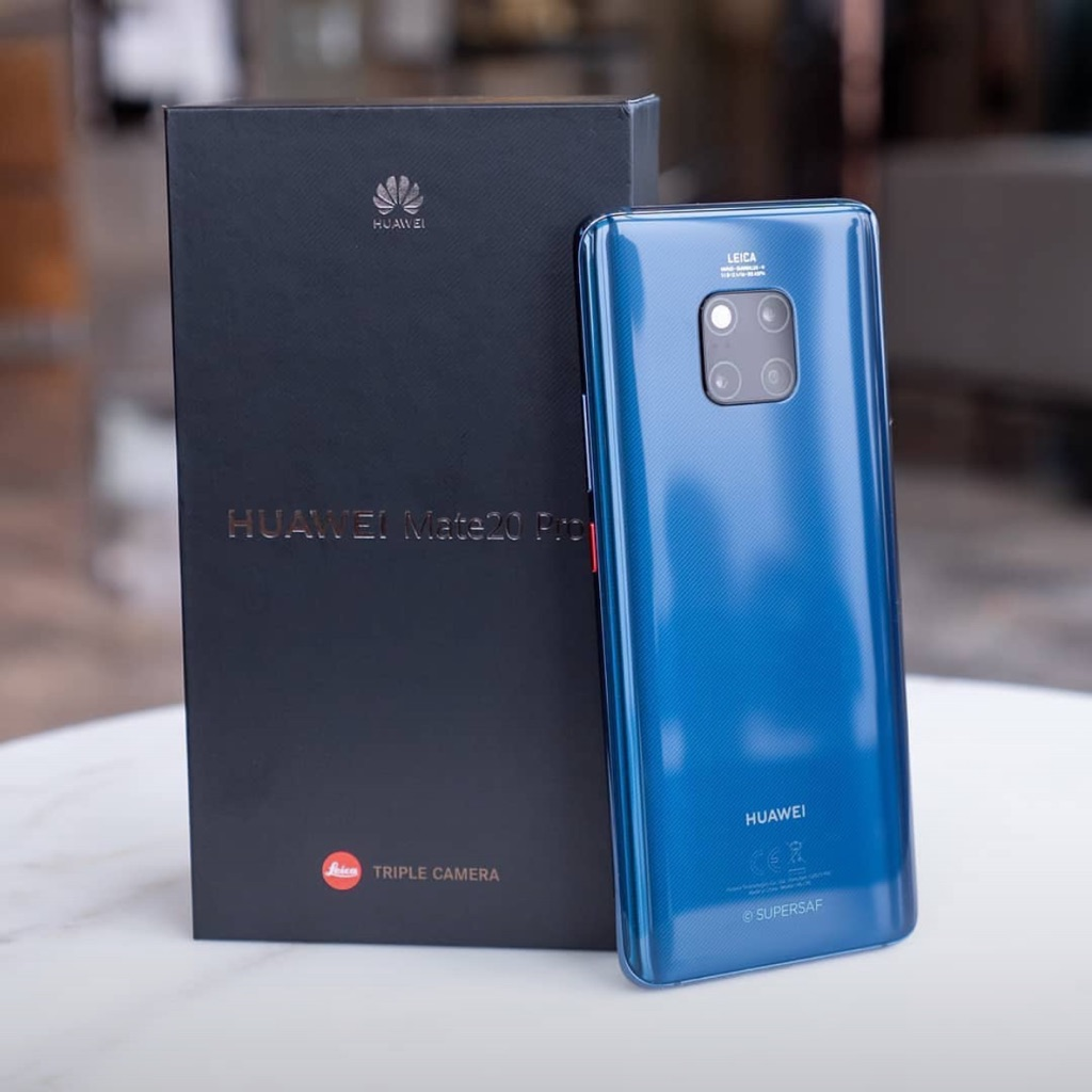 HUAWEI Mate 20 Pro - 128 GB(See contact details in profile)
