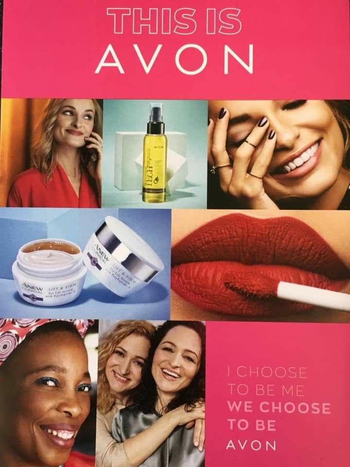 Join Avon!