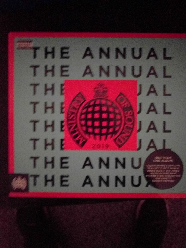 Ministry of sound 2019