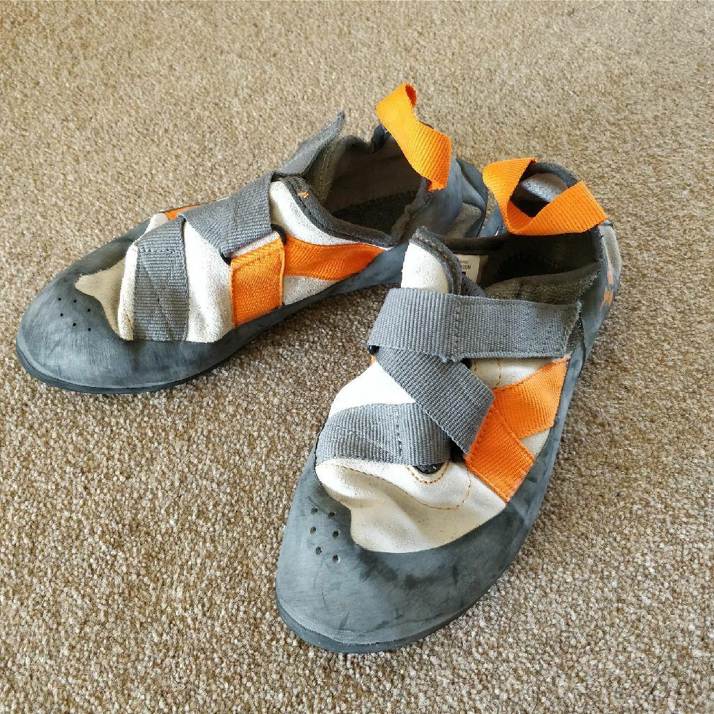 Simond Vuarde Plus climbing shoes, women's 5.5
