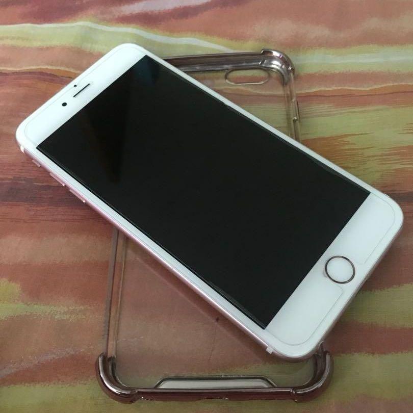 I Phone 6 plus silver 32 gb