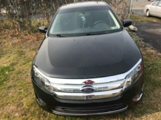 Ford Fusion Limited 2010