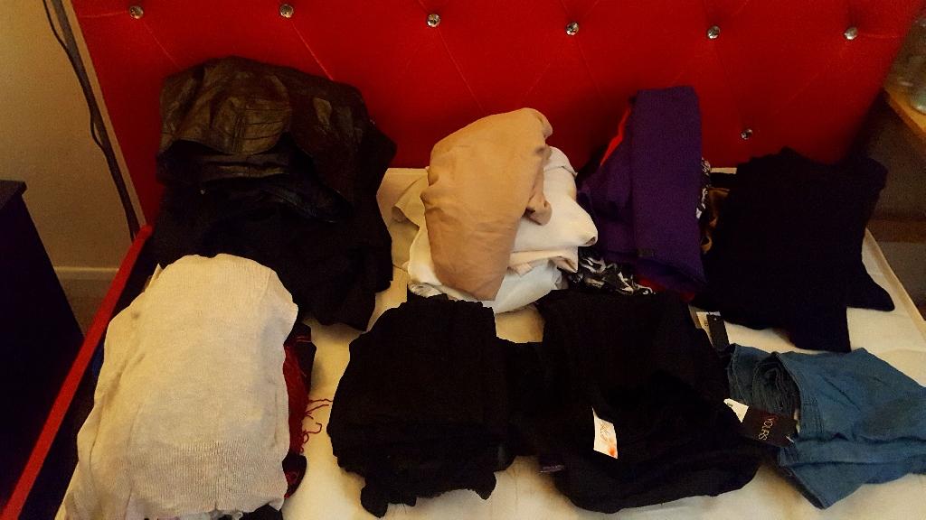 Plus size Ladies clothes bundle