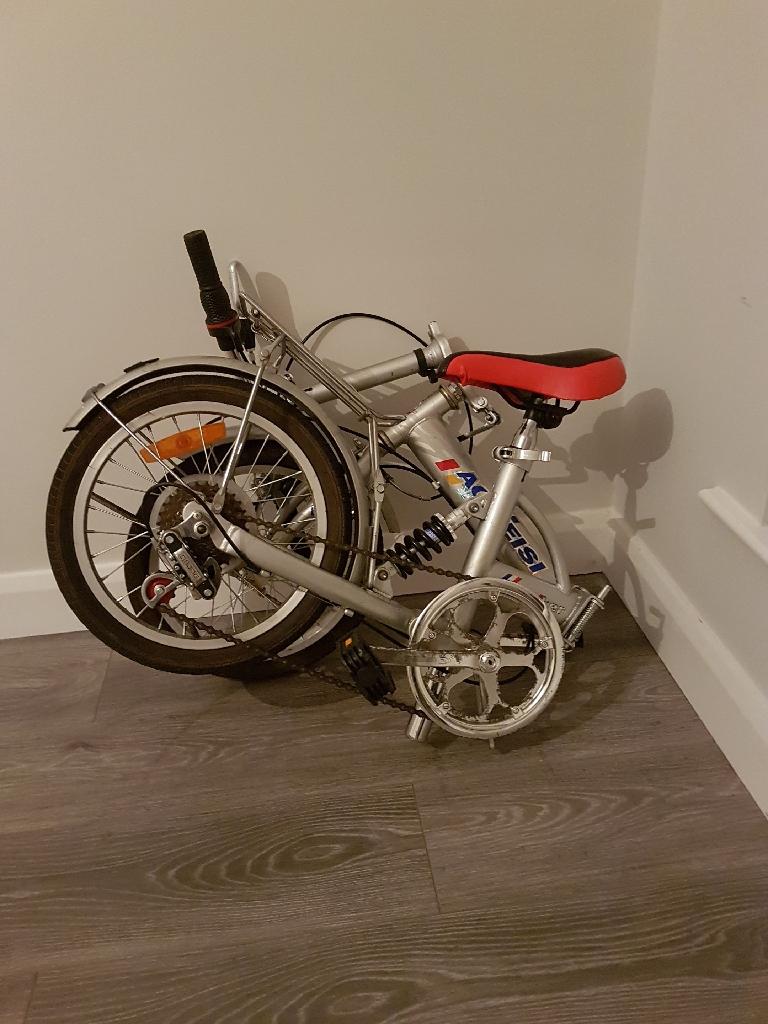 Foldup Bike for sale