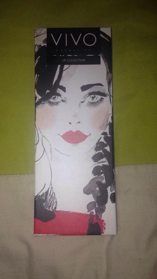 VIVO Cosmetics Lip Collection