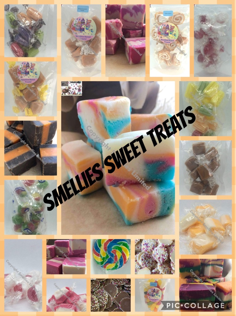 Wide variety of sweets