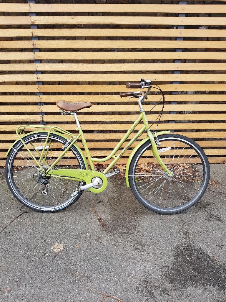 "Vintage green ""Bikepro"""