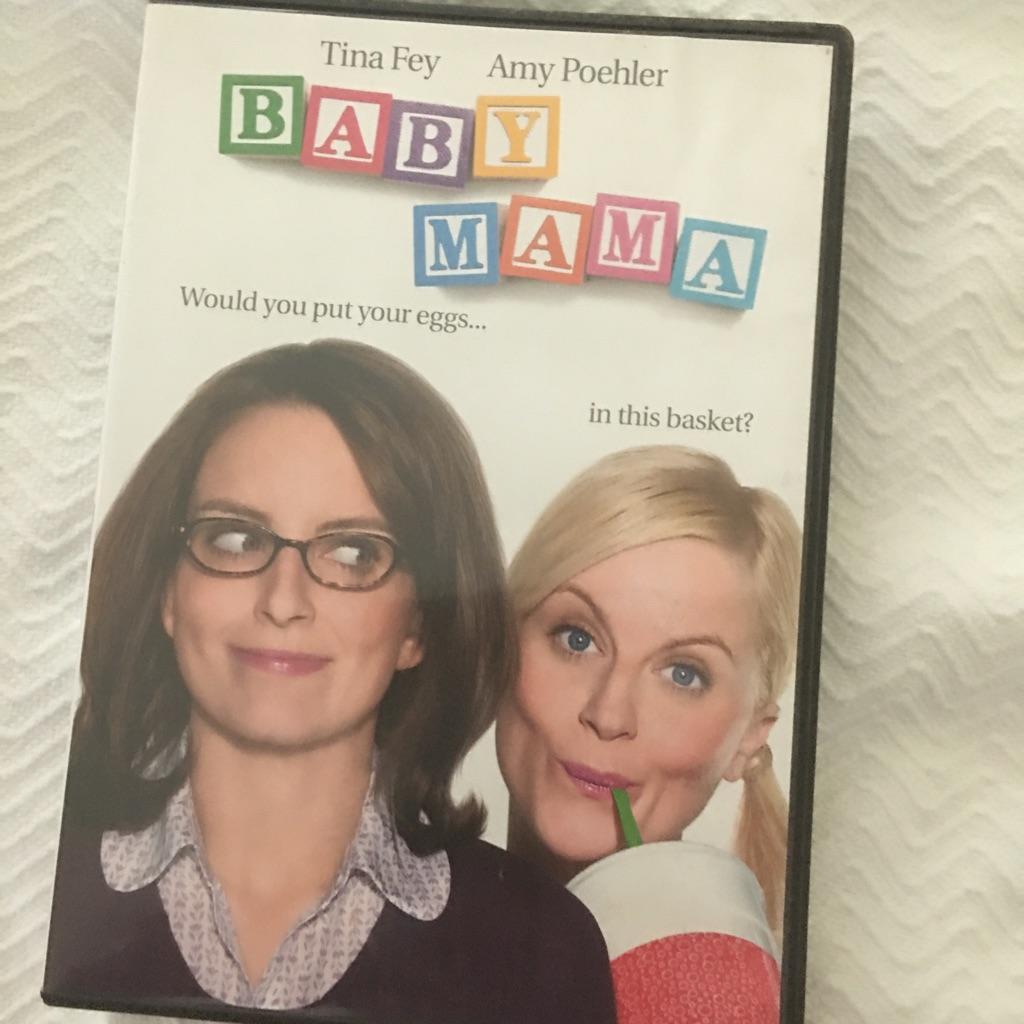 Baby Mama [DVD, 2008]