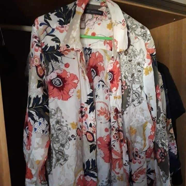 M and s shirt size 18
