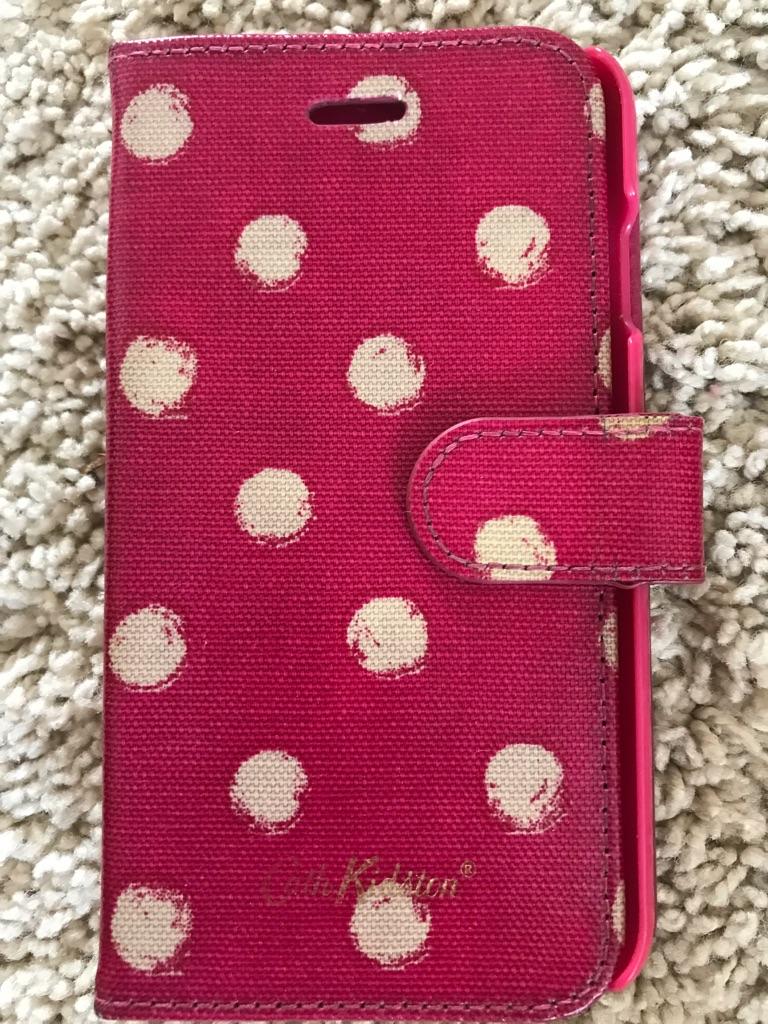 Cath Kidston iPhone 6 wallet case