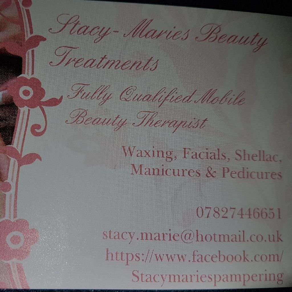 Fully Qualified & Insured Mobile Beauty Therapist