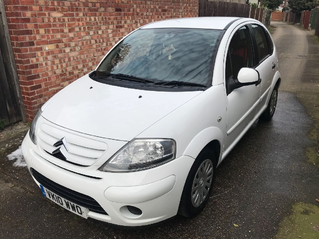 Citroen c3 first 1.1 Low insurance group