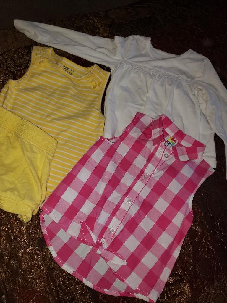 Girls clothing sizes 3-5t