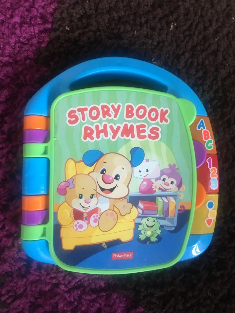Story book rhymes