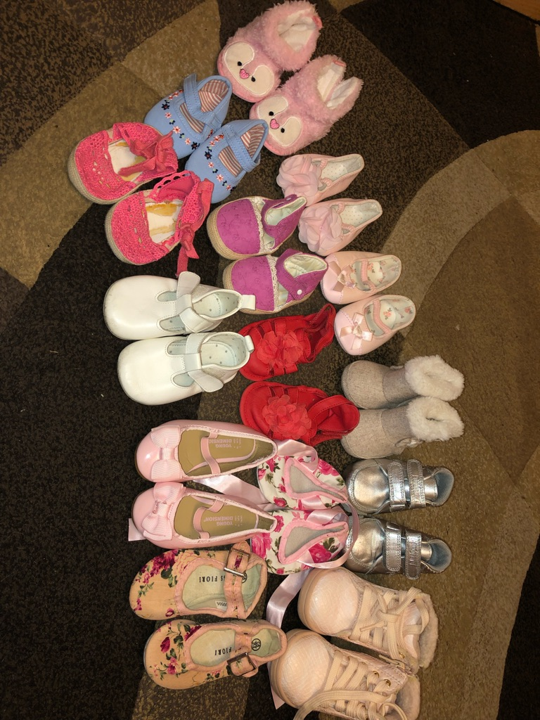 Girl shoe bundle