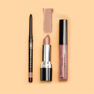 Nude lip kit