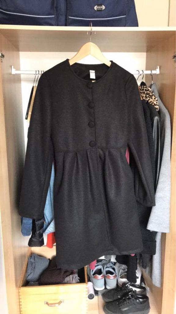 Italian woman coat