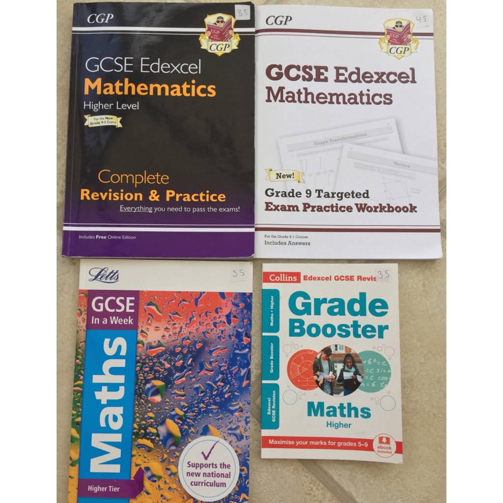 New gcse 9 1 edexcel maths mathematics revision and practice ask for extra product image fandeluxe Images