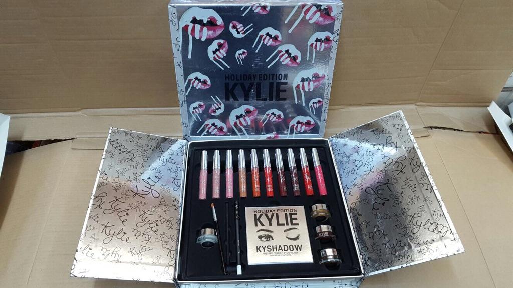 Kylie make up sets