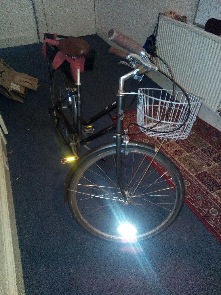 Bicycle + very good lock