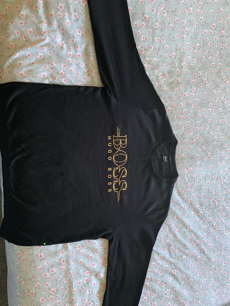 Hugo boss slim fit jumper