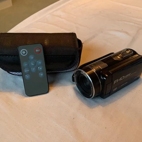 FHD 1080p HD Video Cam