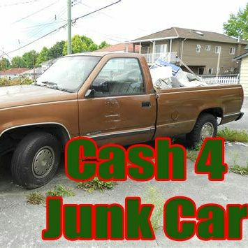 Buying. Junk car