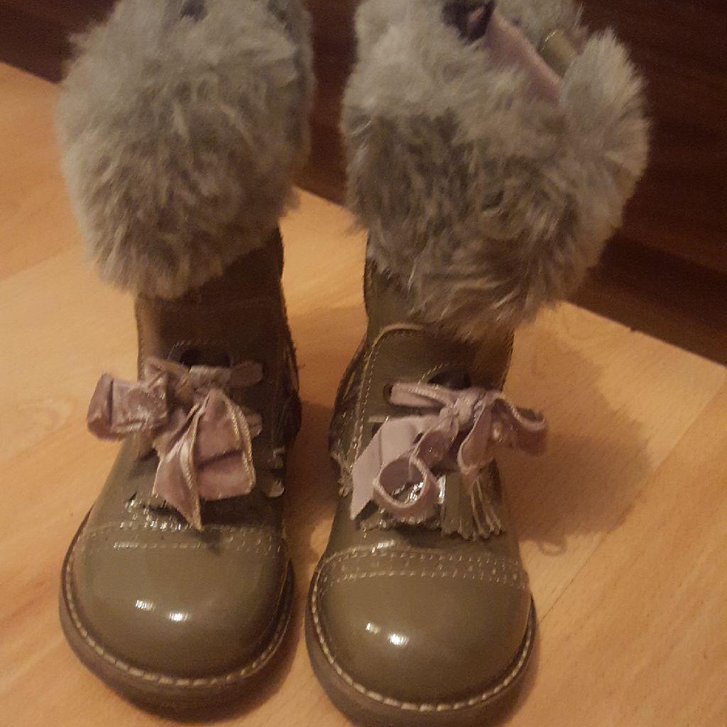 Girls next boots size 7