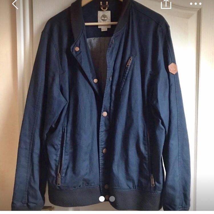 Men's Timberland jacket