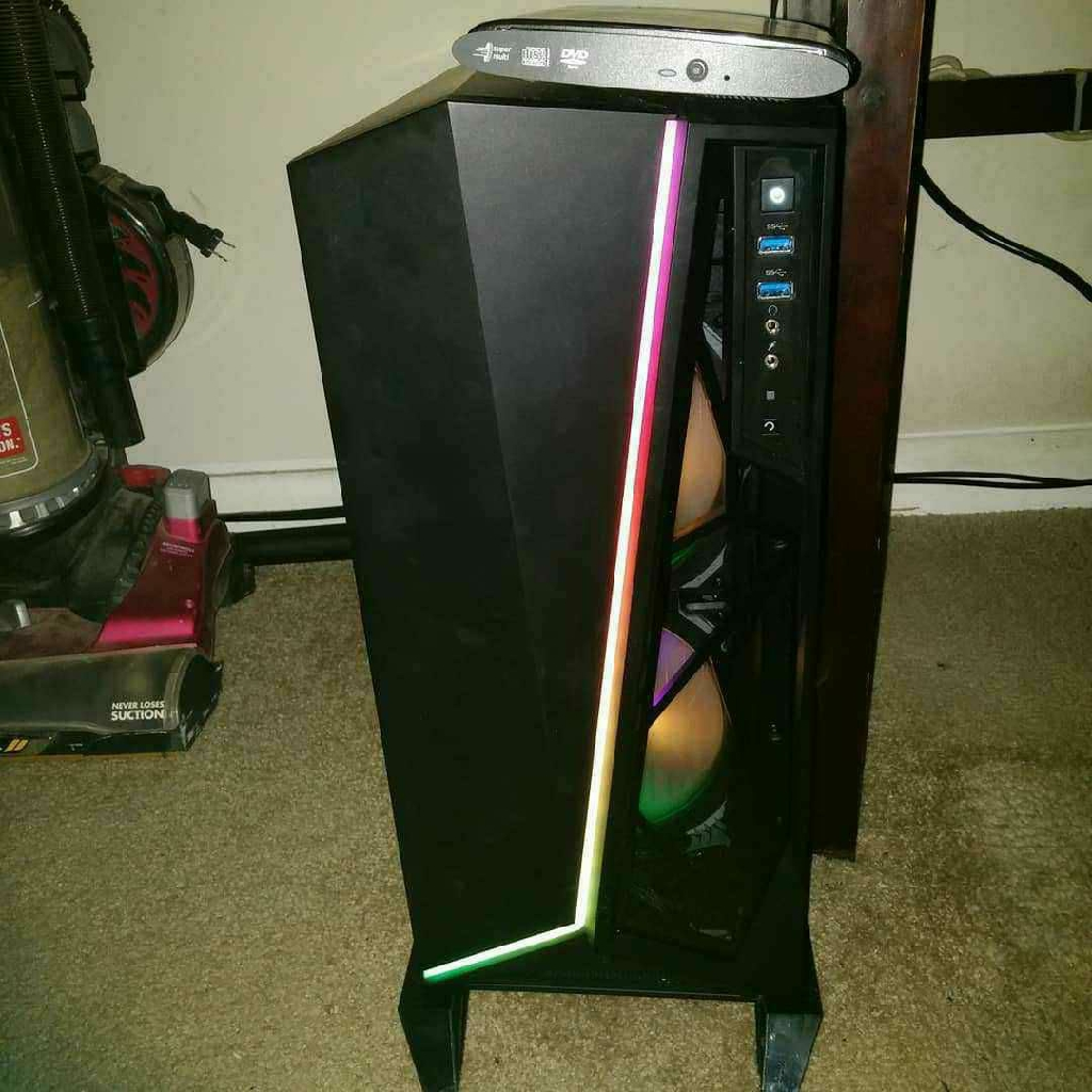 2200$ gaming pc cash only