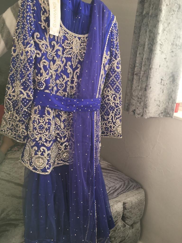 wedding/nikah dress