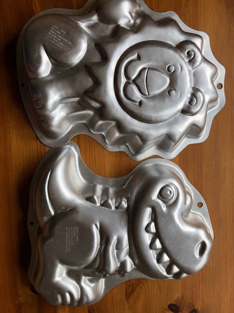3D Baking Moulds