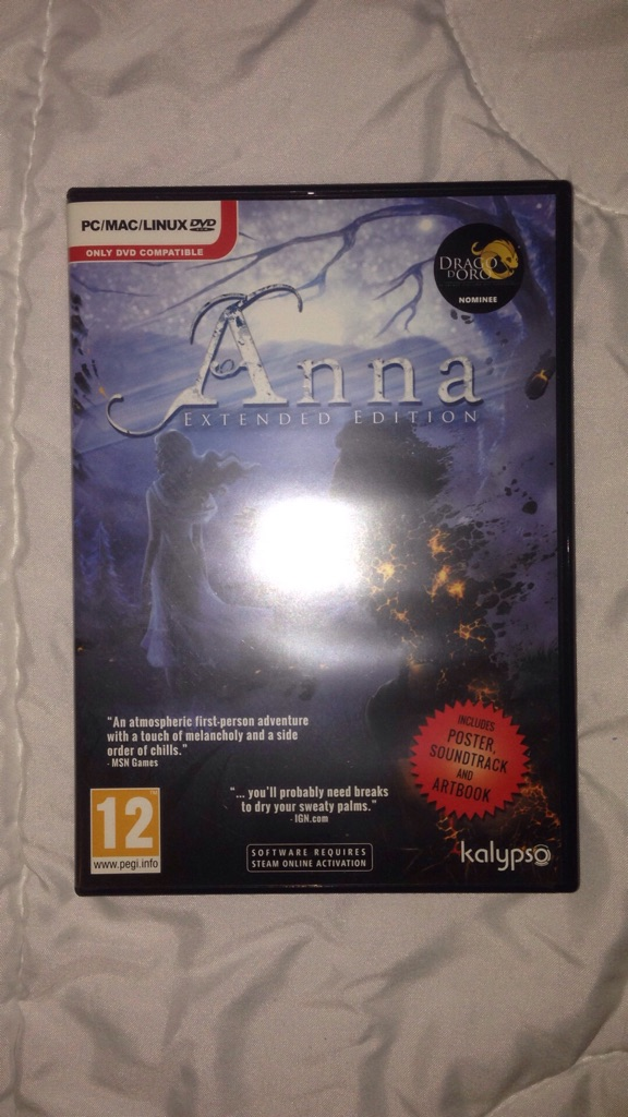 Anna - Extended Edition (PC Game)