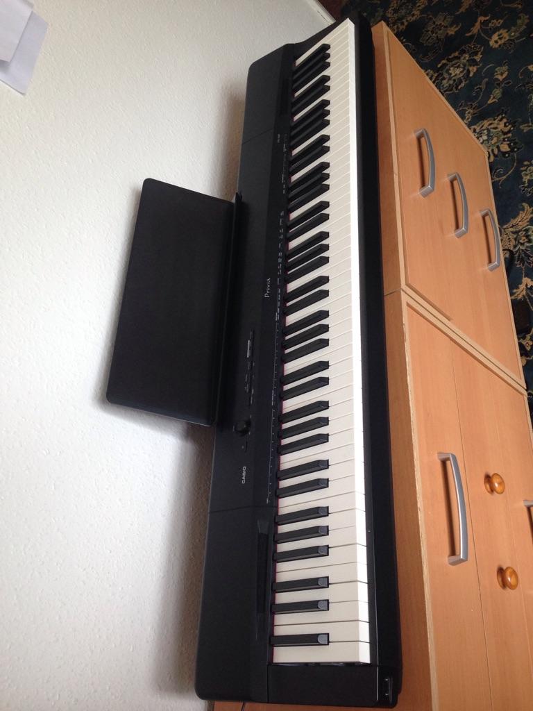 Piano Keyboard Privia Casio