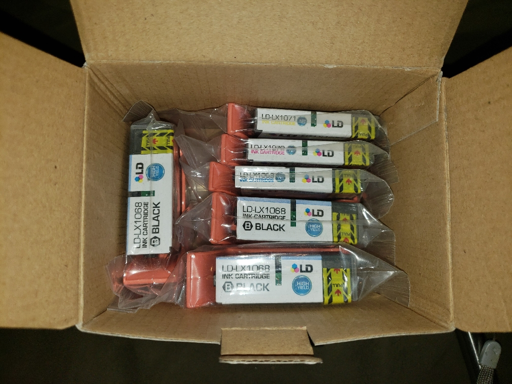 Lexmark Ink Cartridges