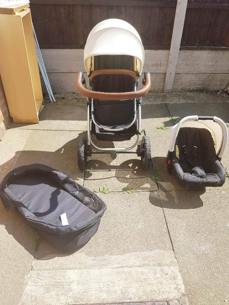 3 in 1 ickle bubba travel system