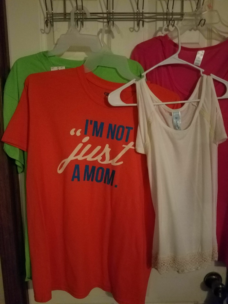 5 xl shirts two with tags