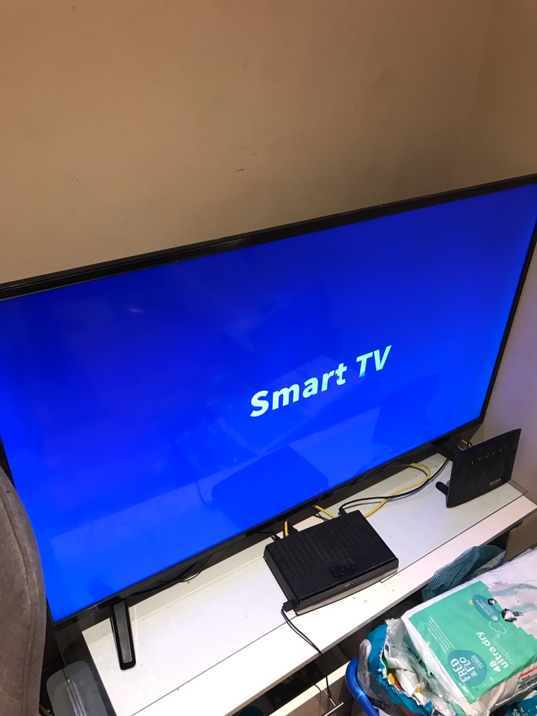 "50""Inch ultra hd smart tv"