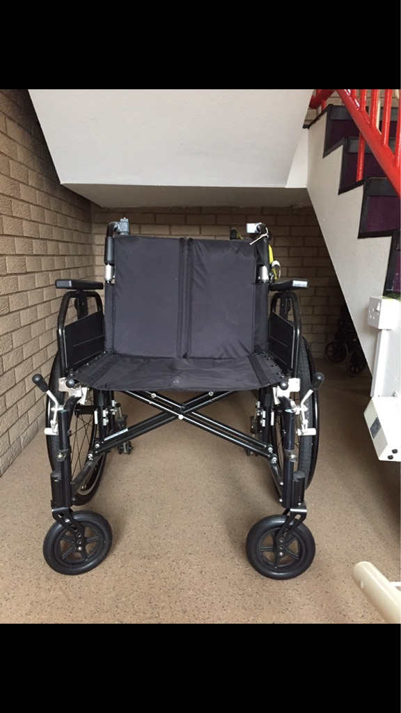 Enigma Drive wheelchair with optional battery pack - offers accepted - delivery negotiable