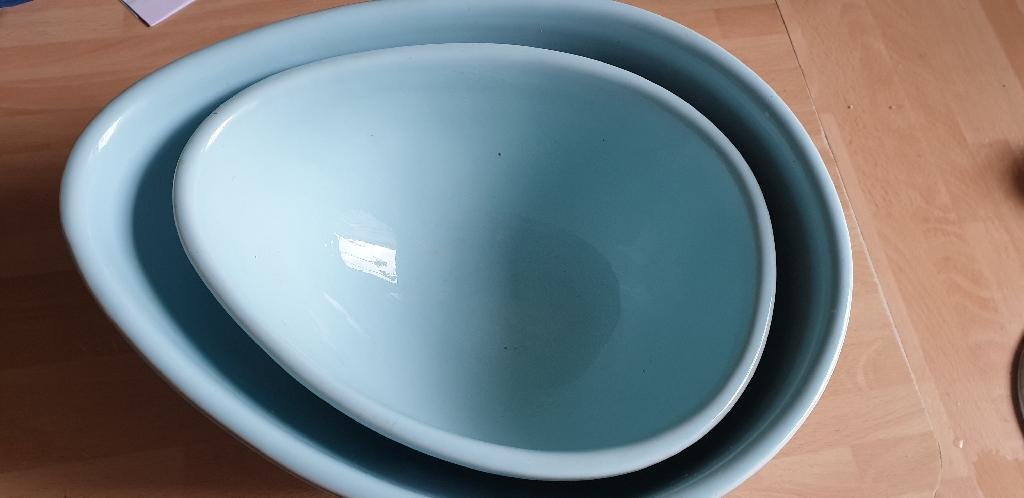Nigella ceramic bowls