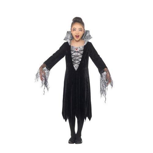 HALLOWEEN COSTUME ~ SPIDER VAMPIRE
