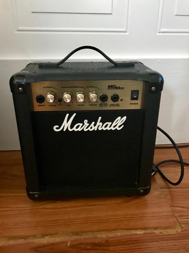 Marshall MG10 CD Series Amplifier