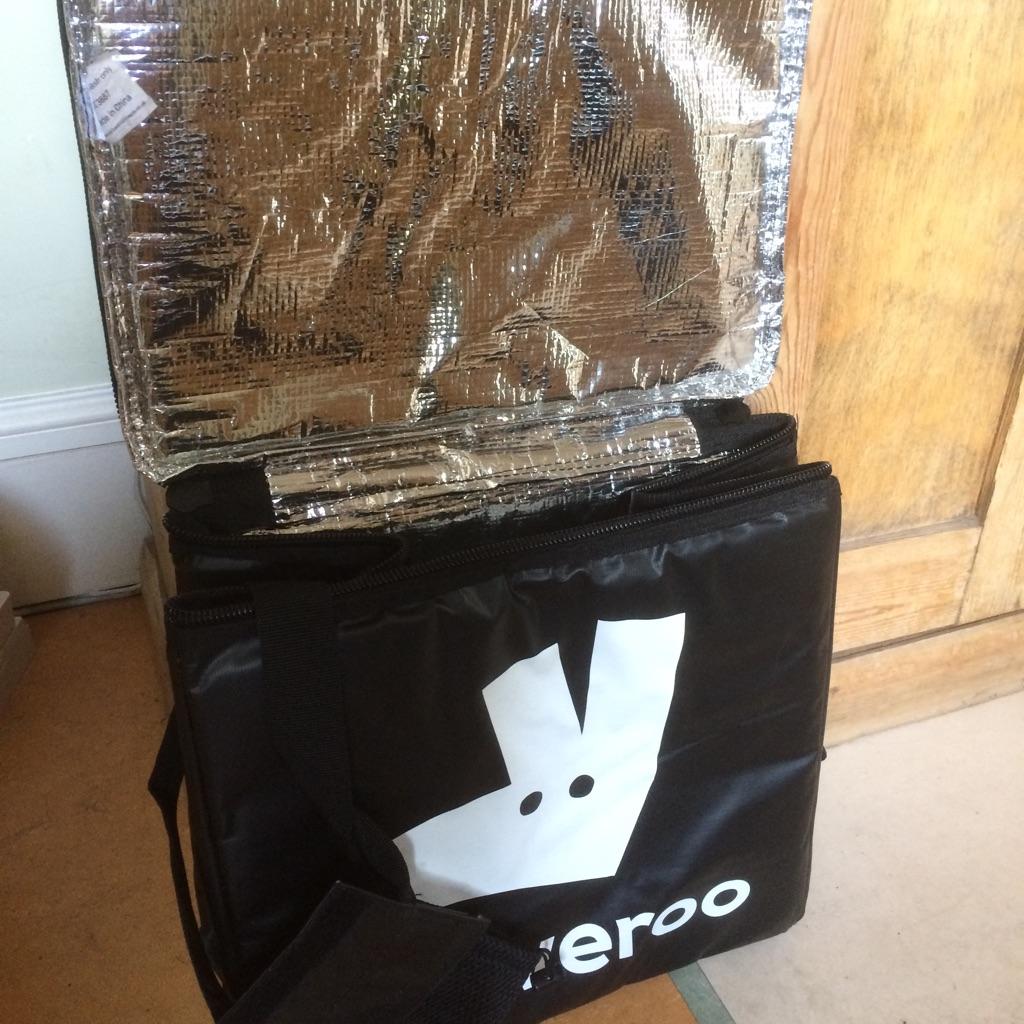 Deliveroo thermal shoulder bag